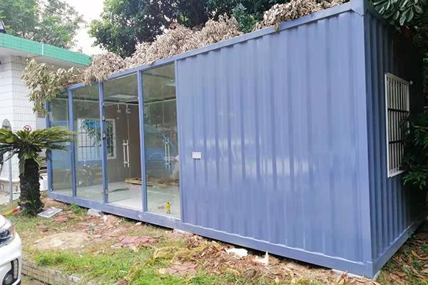 深圳集裝箱房的回收利用和循環利用